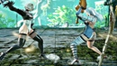 Soul Calibur 6 - 2B vs A2 Gameplay (1080p 60fps) NieR Automata DLC