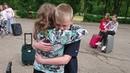 Трогательный клип ПЕРВАЯ ЛЮБОВЬ Детский лагерь