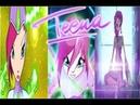 Winx Club Tecna All Full Transformations Up To Onyrix HD