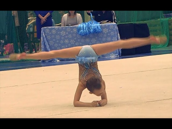БОЛОТОВА АЛИСА 2012 БП Rhythmic gymnastics, Ginnastica ritmica