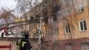 Пожар в детдоме Нижнего Тагила