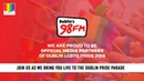98FM live from the Dublin Pride Parade 2018