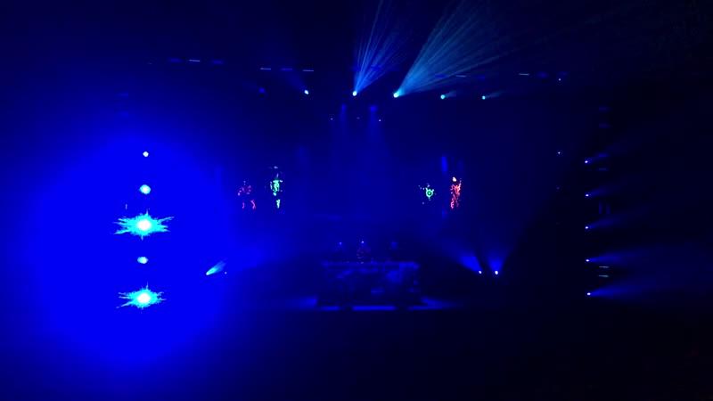 Blue man group - Kazan
