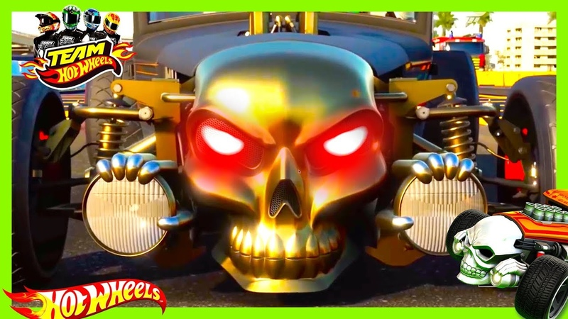 Dev Hot Wheels Pistinde En İyi Arabalar Yarışı çizgifilm Tadında Yeni Oyun