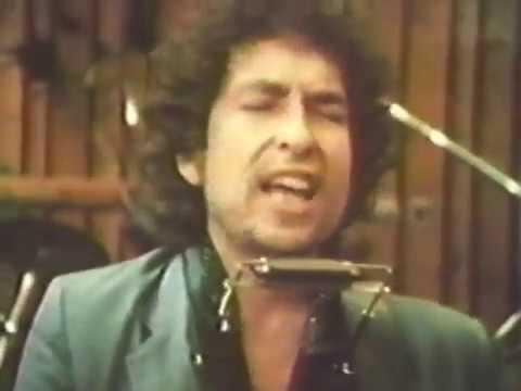 Bob Dylan - Don't Fall Apart On Me Tonight / License To Kill (1983 Promo Videos, Elite Series 038)