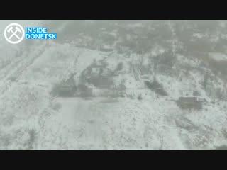 ВСУ обстреливают позиции армии ДНР