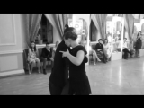 Felipe Slimobich & Anastasia Drada Salazar. Tango