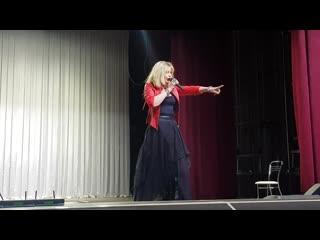 Катерина Голицына - Какая дама пропадает. Омск. Звёздный неформат. ДК Рубин. 13.05.19