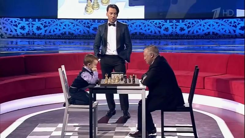 Лучше всех! Маленький шахматист Михаил Осипов