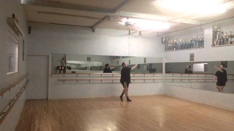 Settle by Jordan Smith Improv dance
