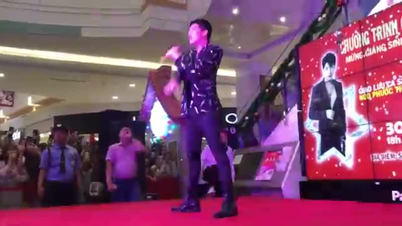 Noo Phước Thịnh hát live, nhảy đẹp bản hit Đến Với Nhau Là Sai