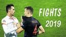 Football Fights Angry Moments 2019 ● C Ronaldo, Neymar, Cavani, Dele Alli