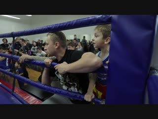 Санкт-Петербург/Открытый турнир по кикбоксингу/25 ноября 2018