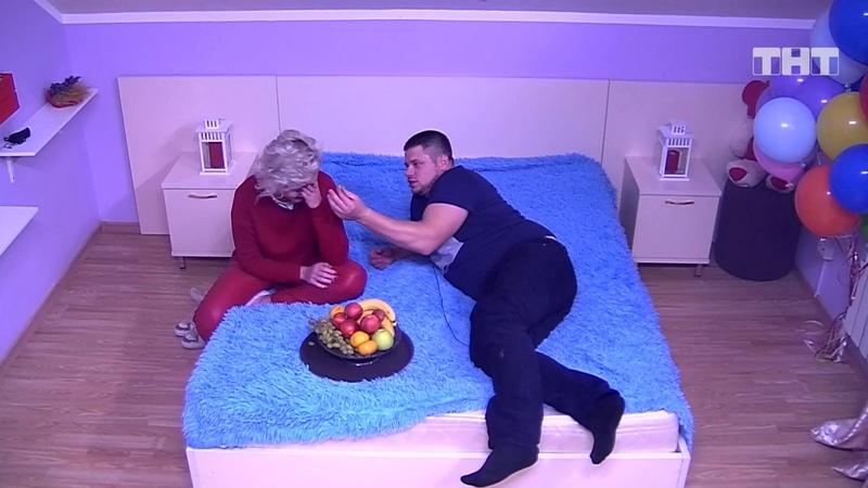 Дом-2: Дима устроил Оксане романтик
