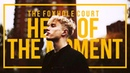 The foxhole court || heat of the moment