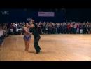 Show Dance Samba_ Maurizio Vescovo Andra Vaidilaite