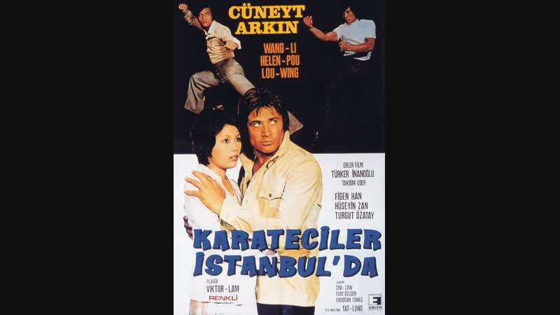 Karateciler Istanbulda izle Karateciler Istanbulda