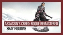 ASSASSIN'S CREED ROGUE THE RENEGADE FIGURINE LAUNCH TRAILER