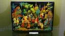 Музей лаковой миниатюры в Палехе