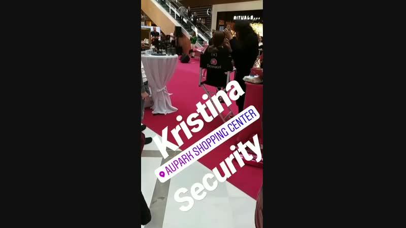 Kristína - V sieti ťa mám, 27.10.2018, Bratislava