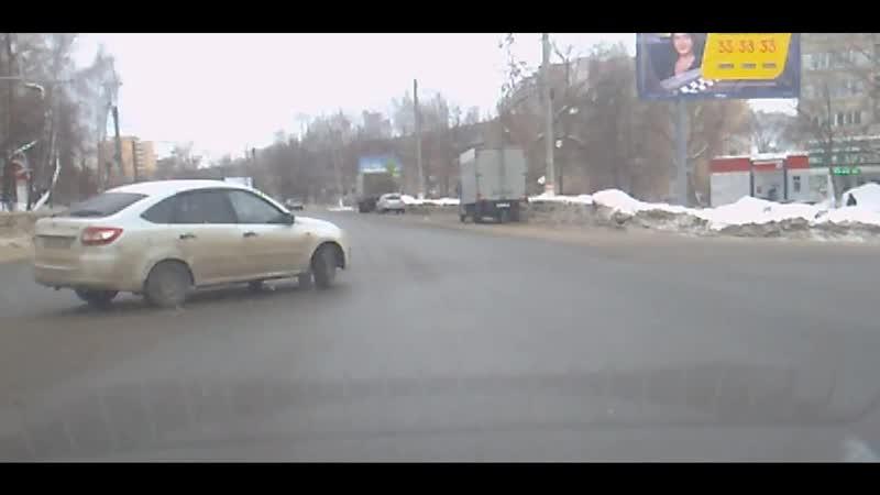 Саранск, Светотехстрой. Ездить так нормально?