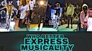 Which Dancers Express Their Musicality To YOU ? | Les Twins,Waydi, Hoan,Skitzo,Kefton,Bouboo,Paradox