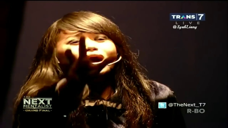 The Sacred Riana Asias Got Talent 2017 || Grand Final The Next Mentalist.