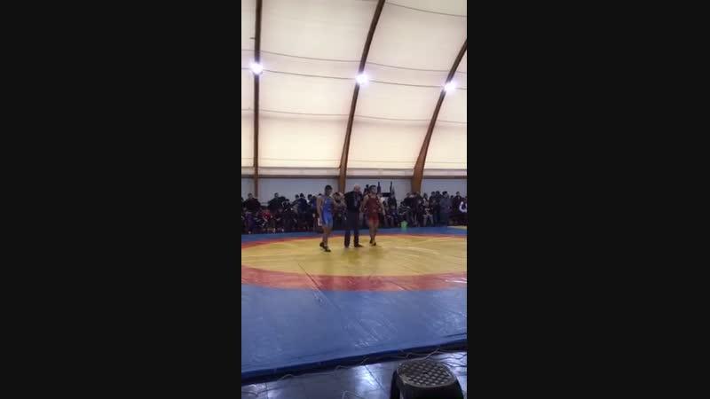 Победа Билала Таваева на турнире Султан-Мута Тарковского