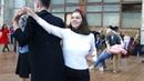 Дмитрий и Анна Руснак - свинг в пространстве Севкабель Порта