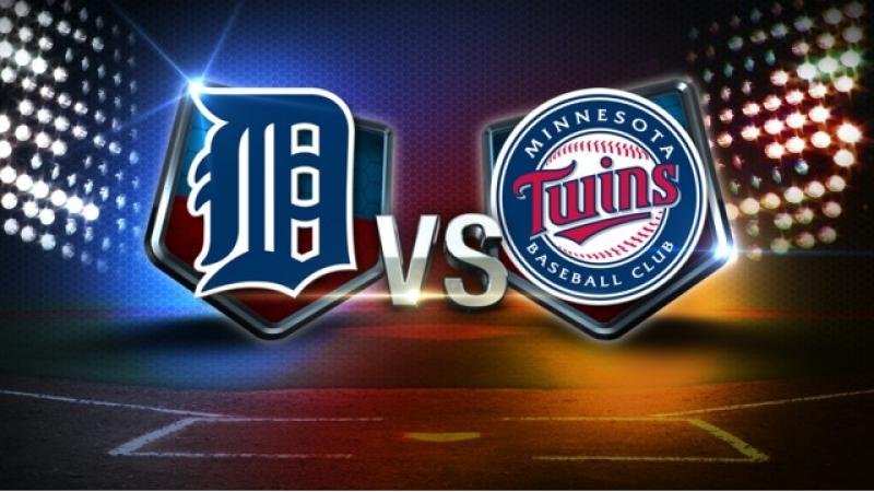 AL / 17.08.18 / DET Tigers @ MIN Twins (2/4)