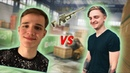 КапитанПаника vs Шао Линь Ангар 1 на 1 на ЧЕЙТАКАХ