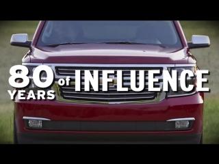 Chevy Suburban Anniversary- 80 Years of Power, Utility More - Chevrolet