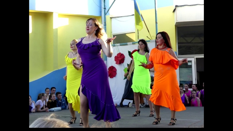 Dancing ladies. Театр танца Феерия. 17.05.2019 г.