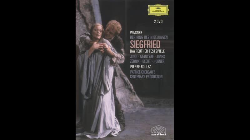 Wagner. Siegfried / Boulez, 1980