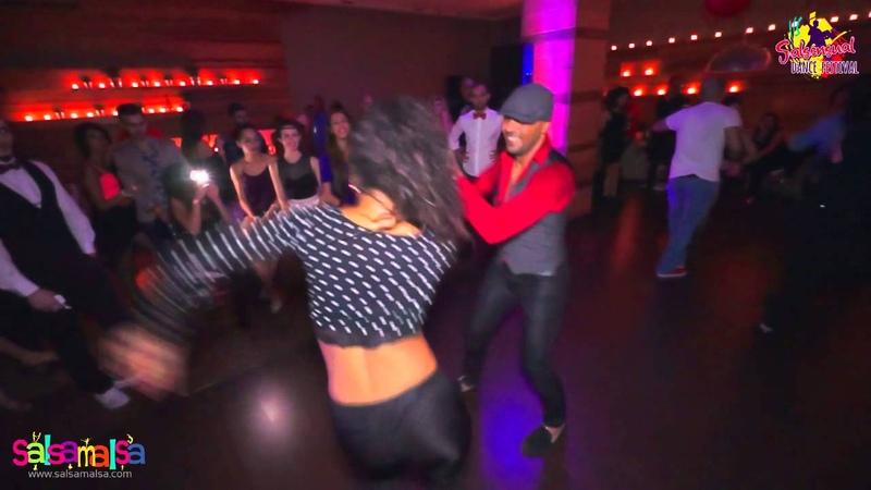 FADI FUSSION BERSY CORTEZ SOCIAL SALSA | SDF 2015