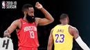 Houston Rockets vs Los Angeles Lakers - Full Highlights   February 21, 2019   2018-19 NBA Season