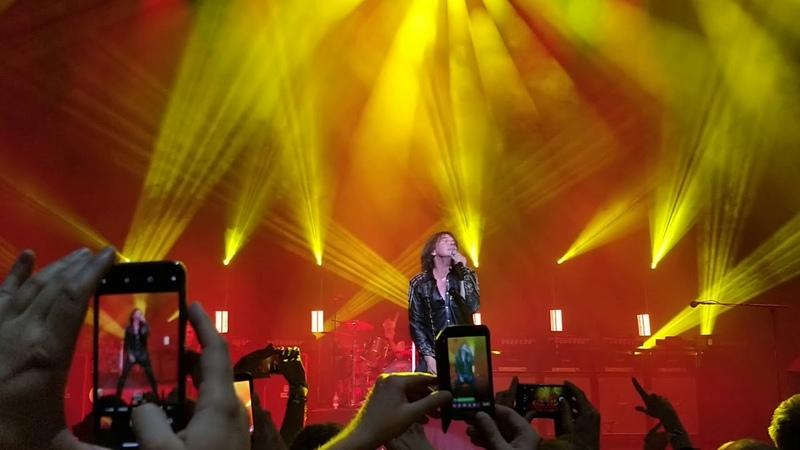 Europe - Carrie (23 September 2018 / Royal Albert Hall)