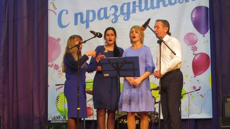 Вокальный ансамбль духовной музыки Свято-Покровского храма г.Асино