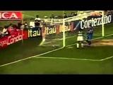 Gol de Marcelinho Carioca contra o Palmeiras Campeonato Paulista 1995