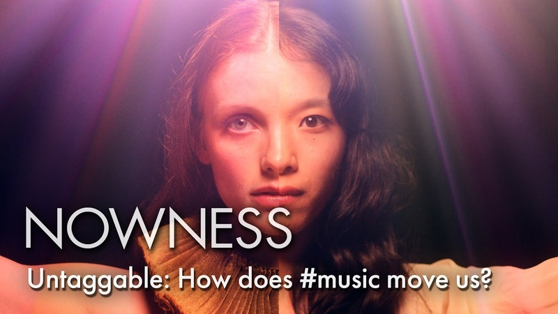 Untaggable: How does music move us? A film for Audi (music by Mark Pritchard feat. Thom Yorke)