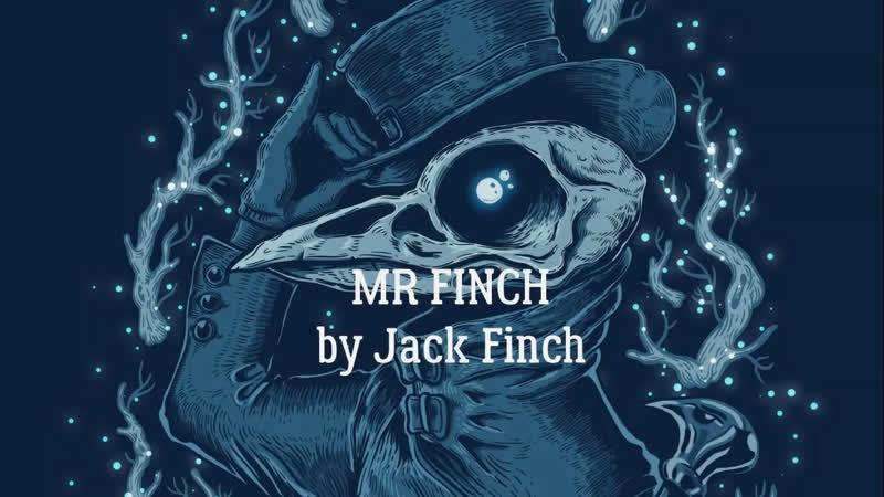 Mr. Finch -- Adobe Illustrator timelapse