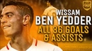 Wissam Ben Yedder • All 36 Goals Assists for Sevilla 2018/19 so far (HD)• 2019