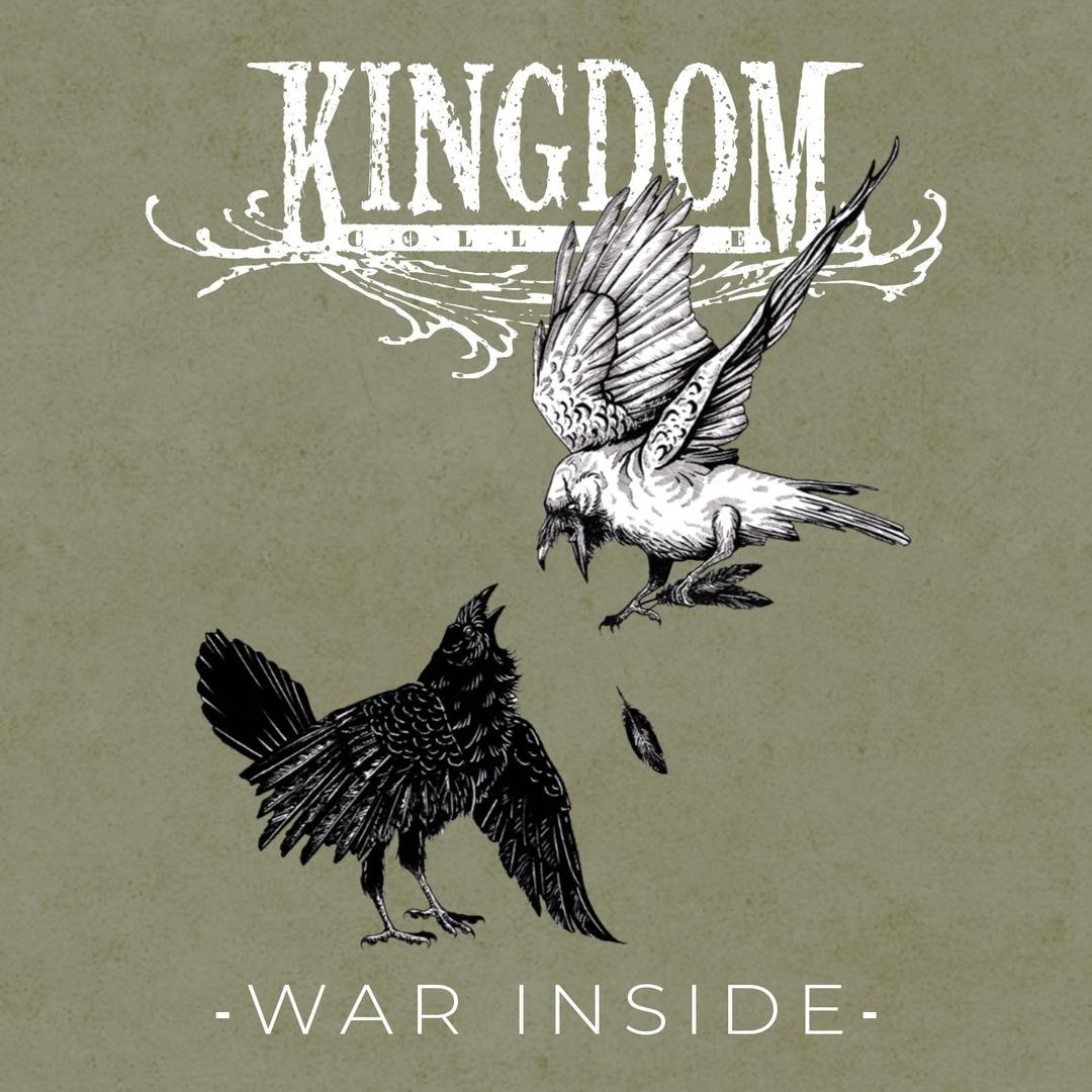 Kingdom Collapse - War Inside [EP] (2018)