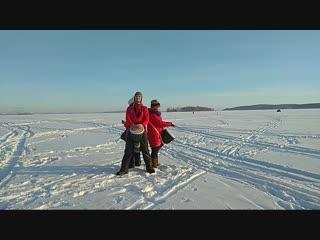 Барабаны Мира на озере Чебаркуль