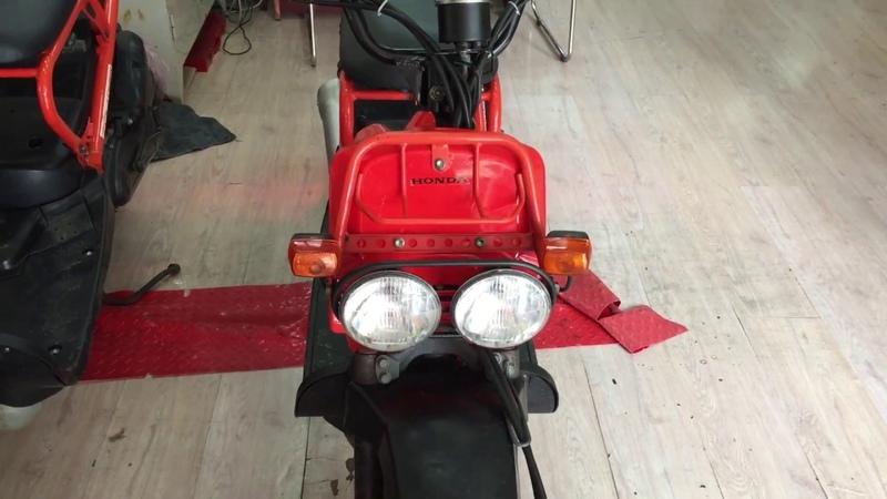 Honda zoomer 50cc tiết kiệm xăng