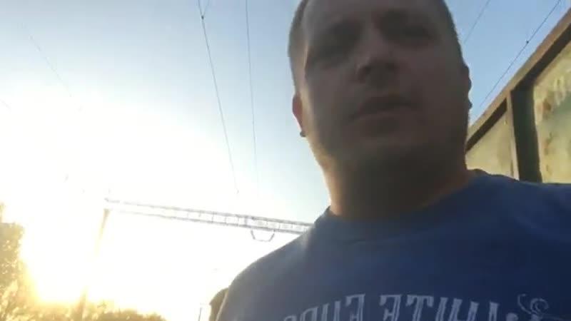 На відео цілі ешелони вугілля з ДНР, що їдуть через Конотоп в вагонах РЖД! 1 мая 2018 г.