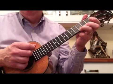 Ukulele Fingerstyle Classical Flamenco tutorial Spanish Fandango