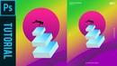 Levitation Box Poster - Tutorial Photoshop CC 2019