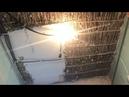 Страшный сон гипсокартонщика Нежданчик со старым потолком
