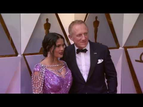 Сальма Хайек | Оскар | Oscar 2018